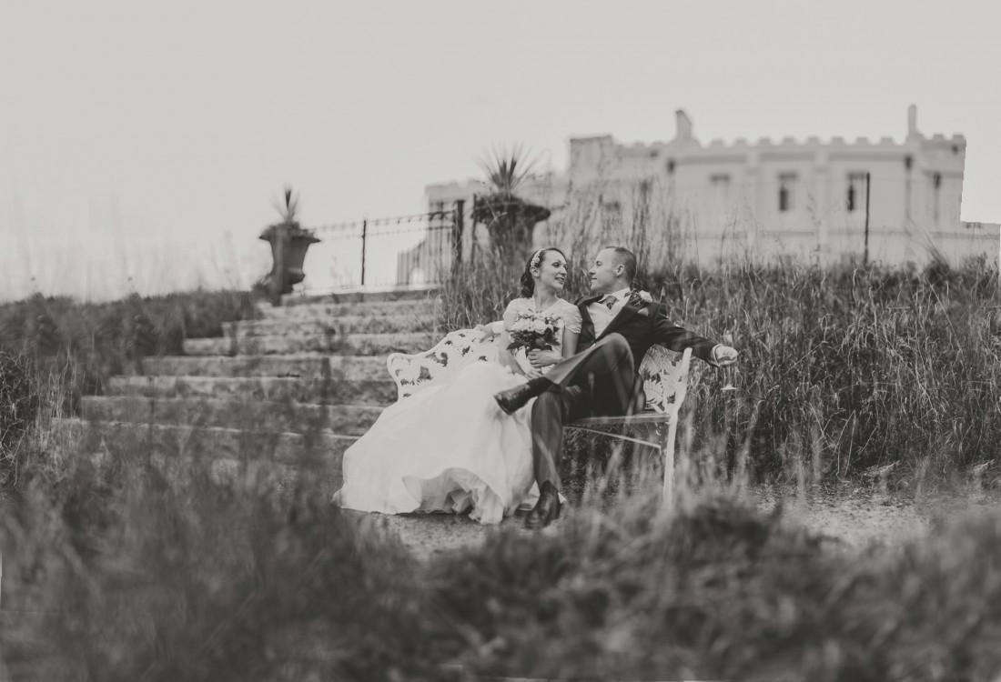 Becky & Steve/Pentillie Castle