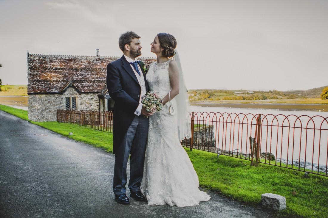 Nicola & James/Pentillie Castle