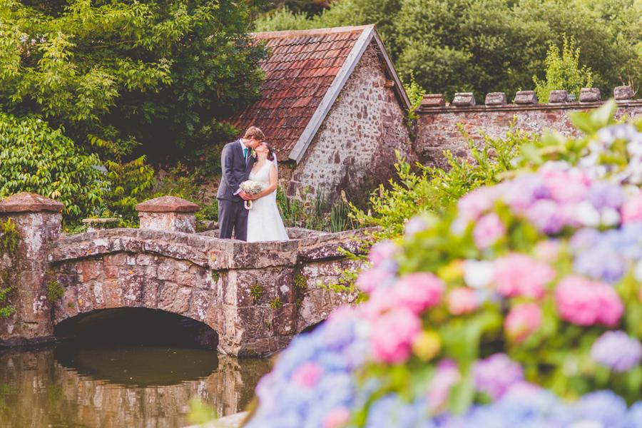Devon Wedding Photography at Bickleigh Castle - Amy & James