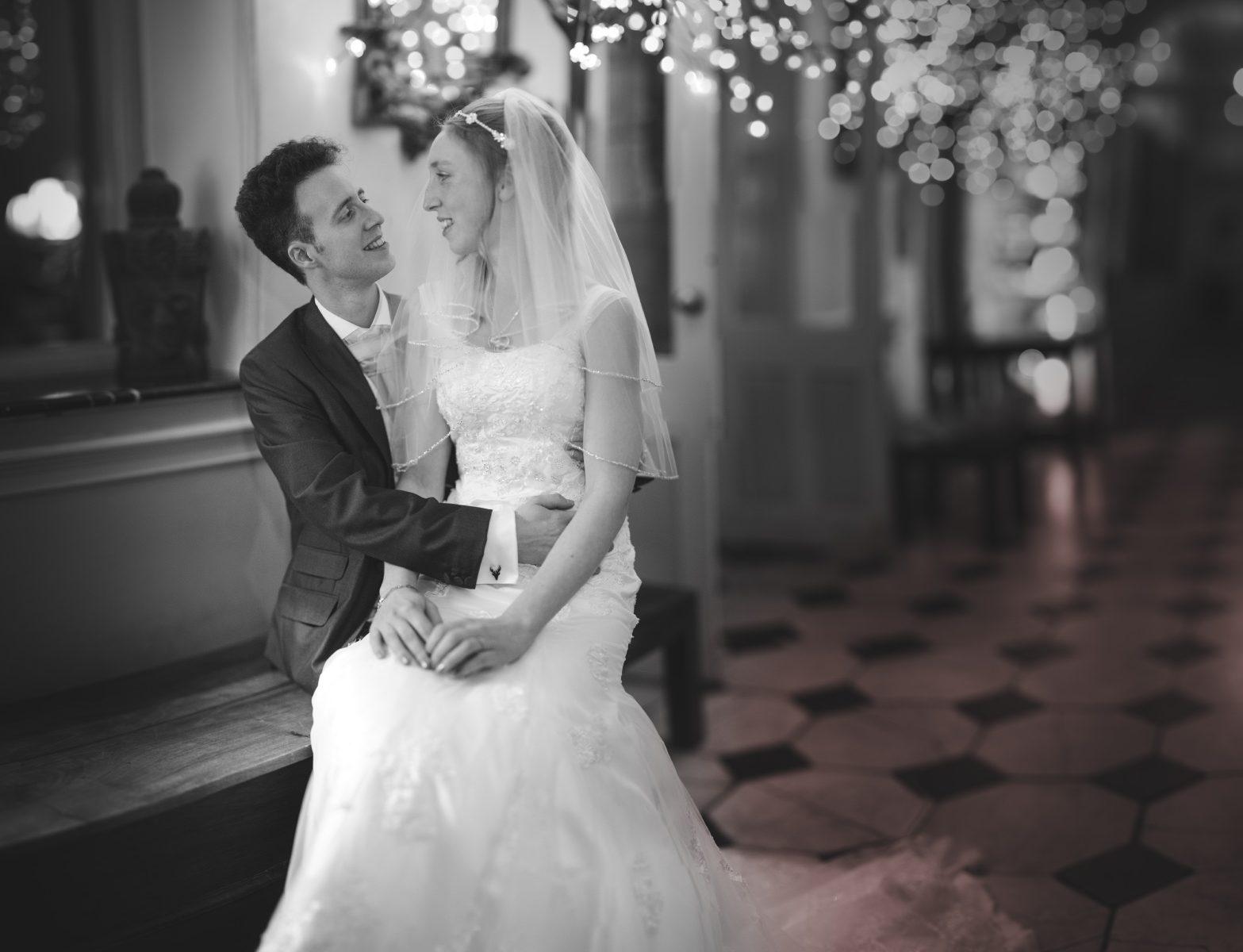Charlotte & Richard - South Devon Wedding Photography Langdon Court