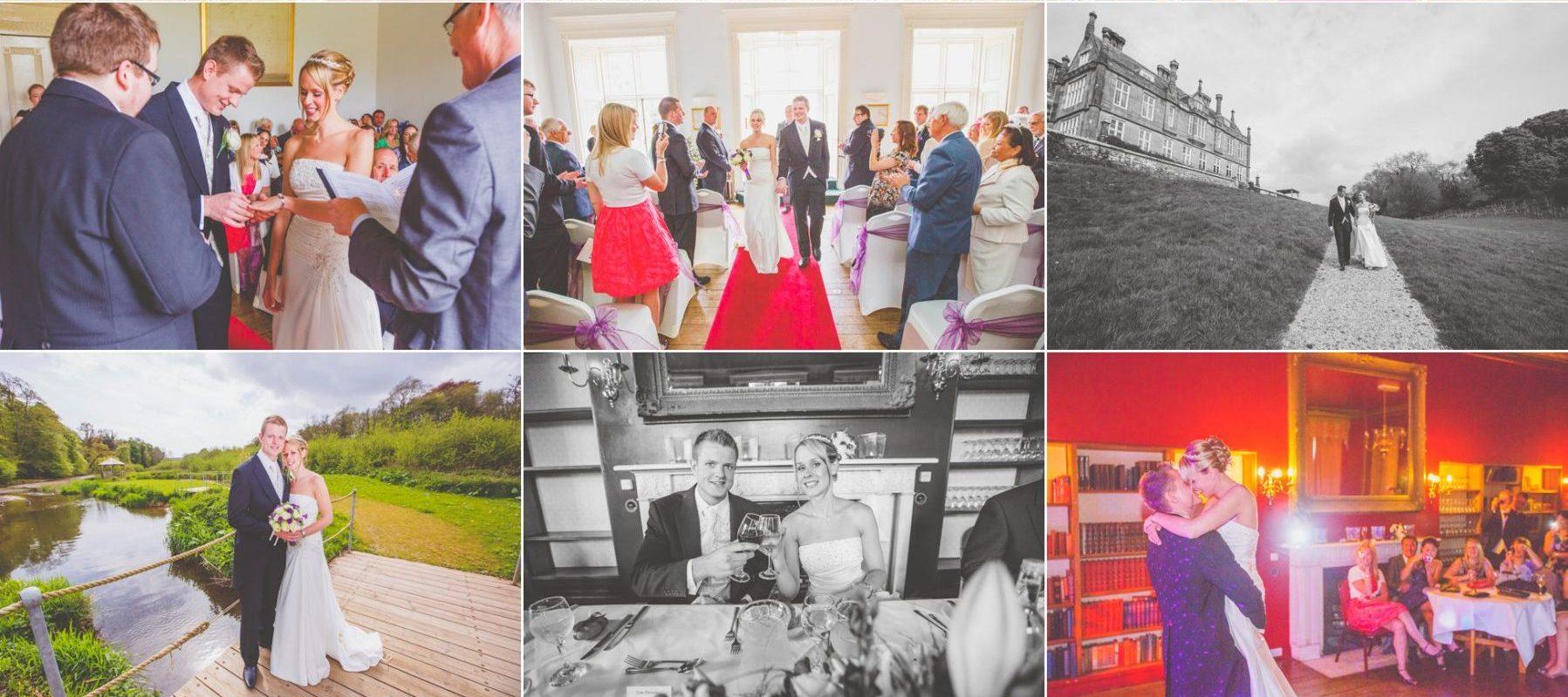 Kitley House Wedding Photography - Gemma & Tom