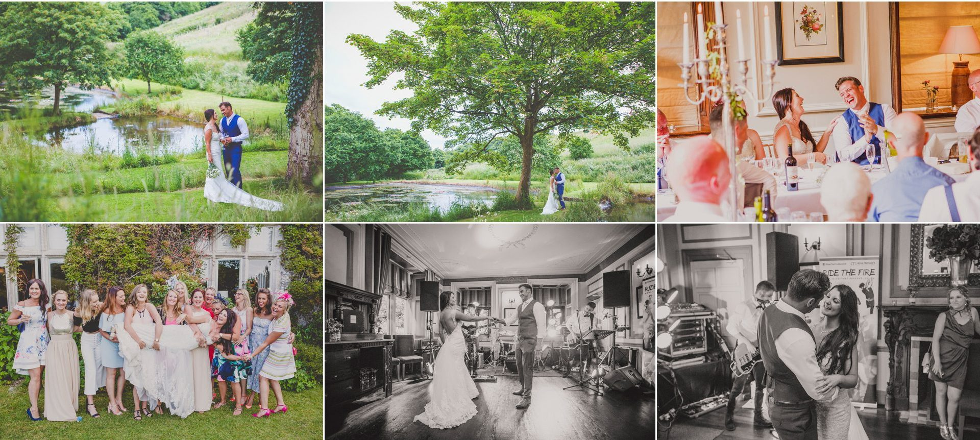 Wedding Photographer Devon - Langdon Court