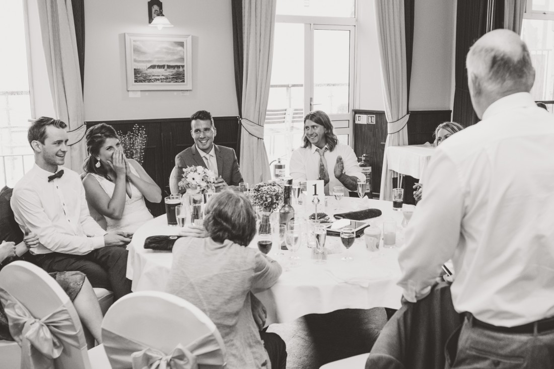 ophie & Andrew/Corinthian Yacht Club