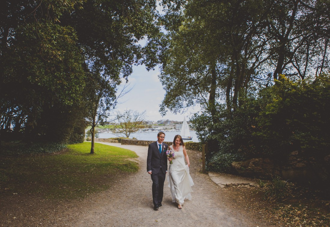 Sarah & Tom/Mount Edgecumbe