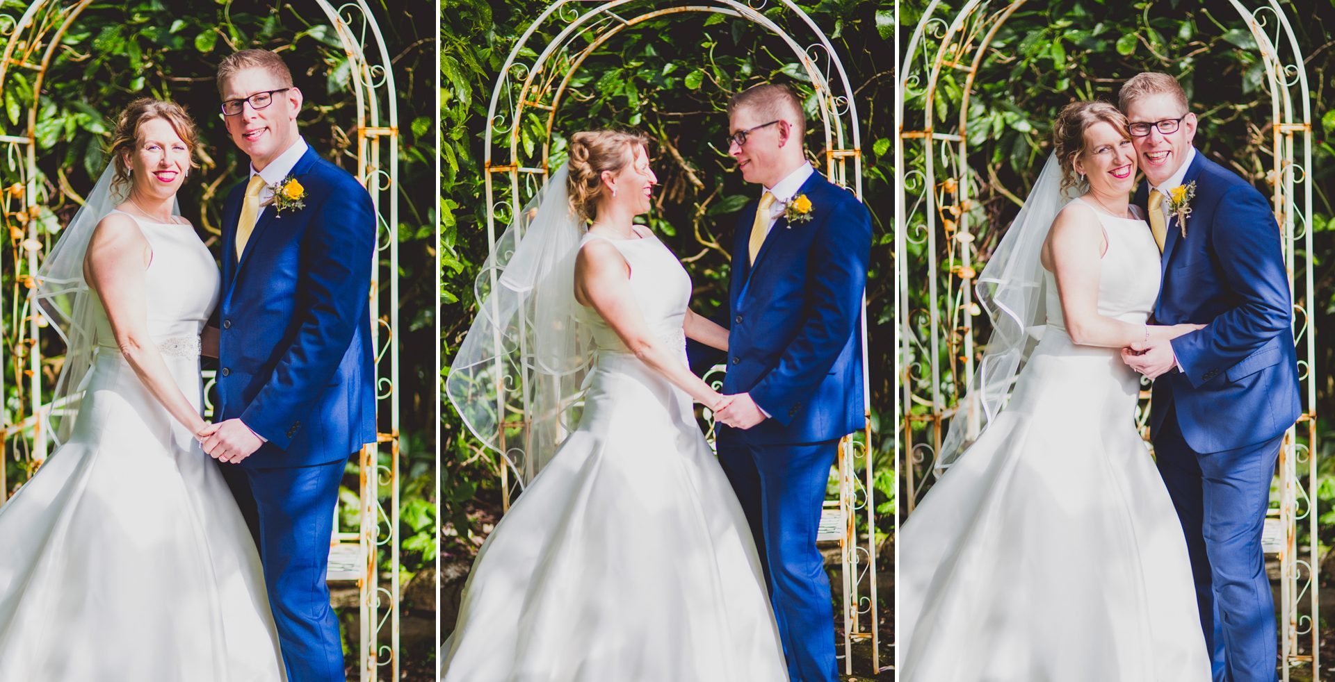 St Elizabeth House Wedding of Abi & James