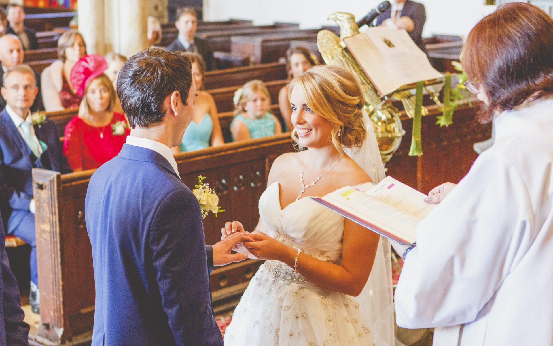 Plymouth Wedding Photography of Samantha & Andy