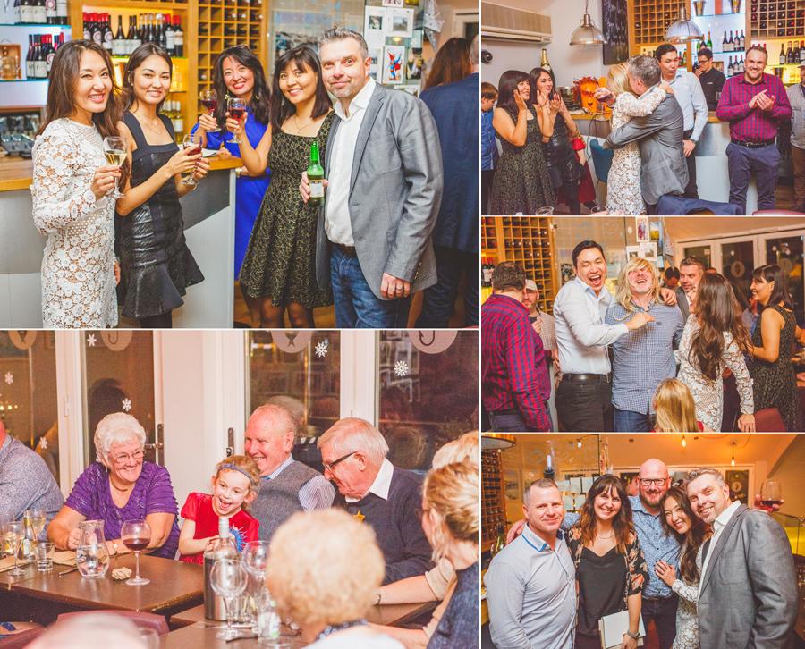 Party Shoot - Hooked Restaurant & Bar Truro