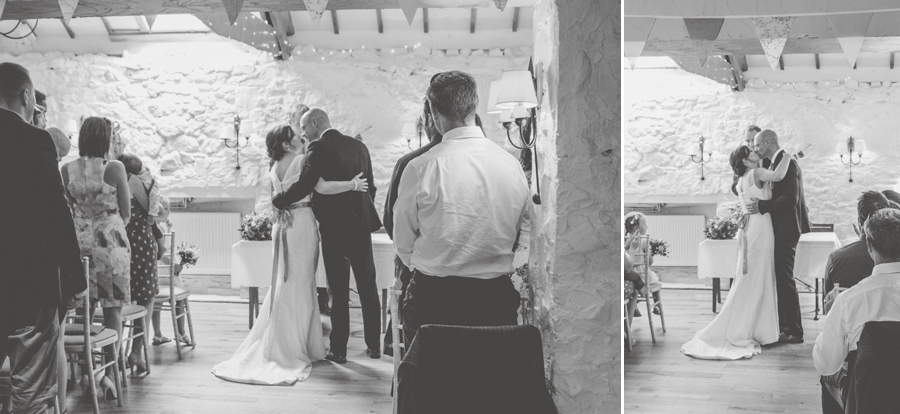 Jamie & Phil - Bickley Mill Devon Wedding