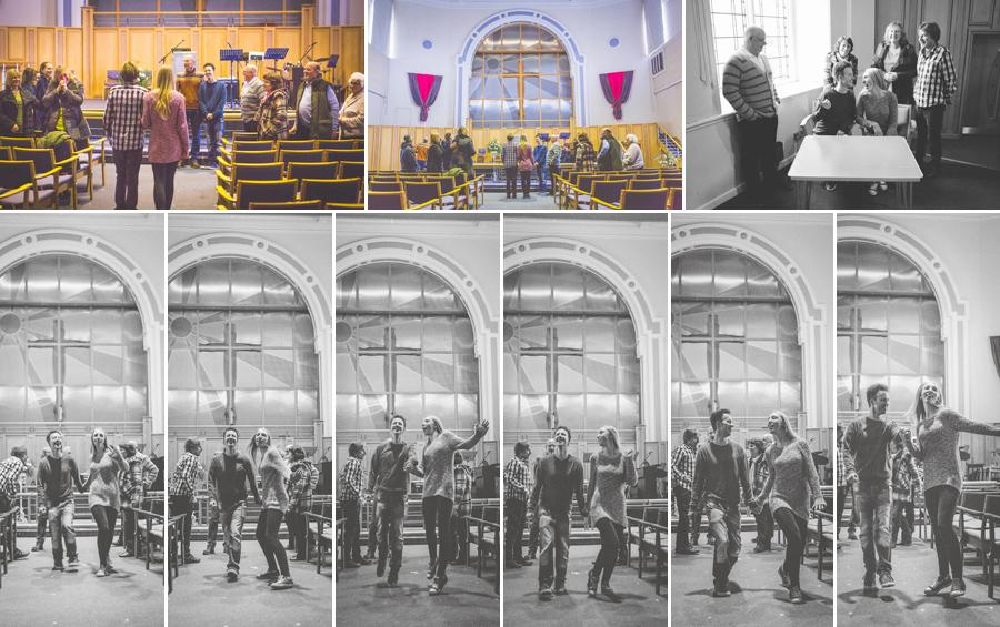 Wedding Rehearsal - Richard & Charlotte