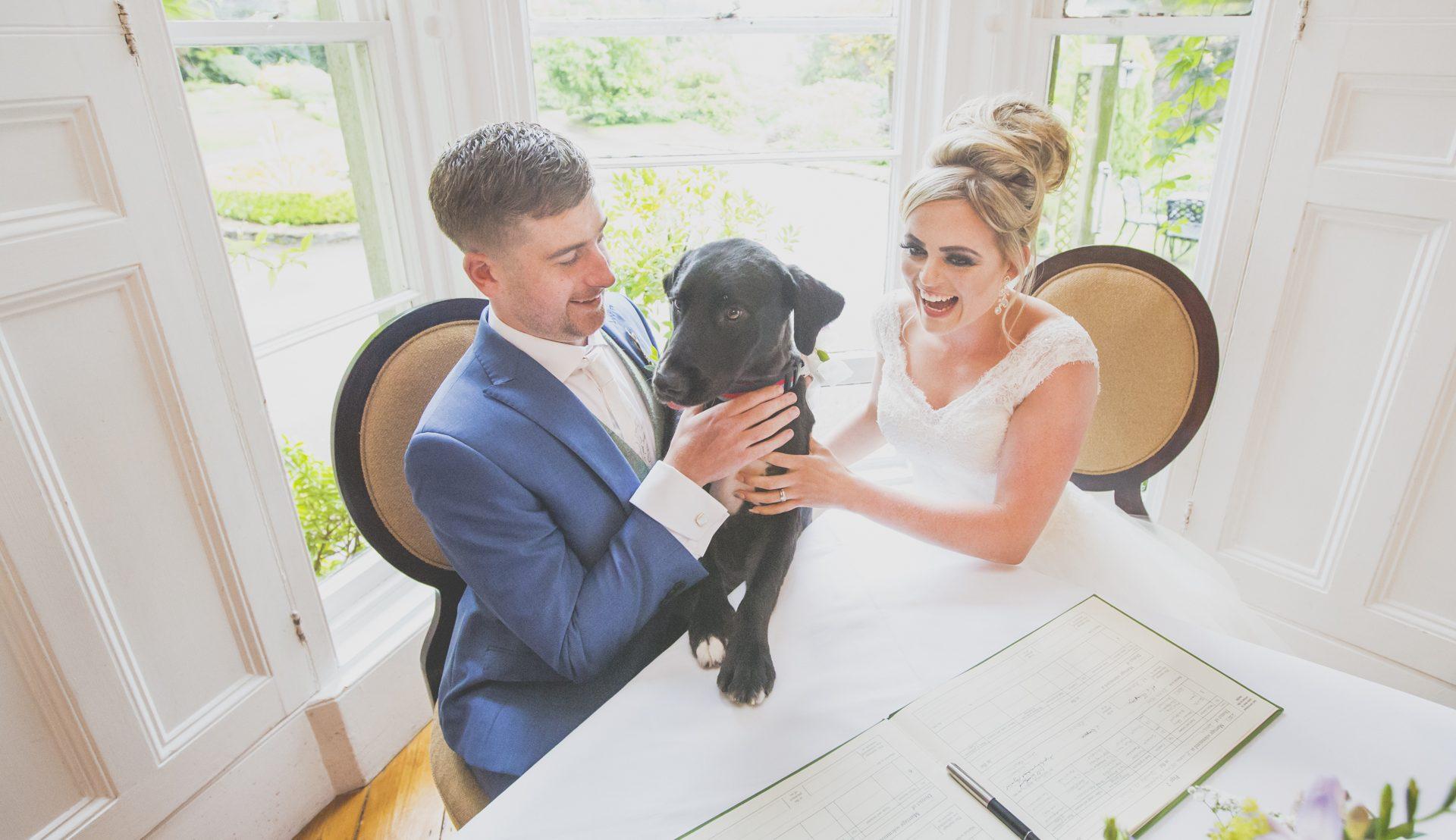 Wedding Photographer Cornwall - The Horn of Plenty