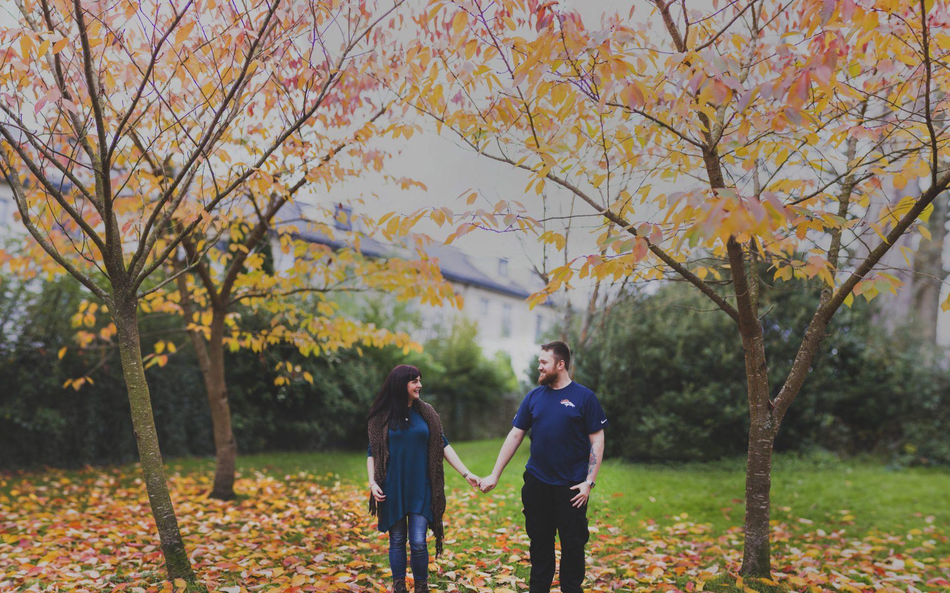 Leah & Pete - Plymouth Portrait Shoot
