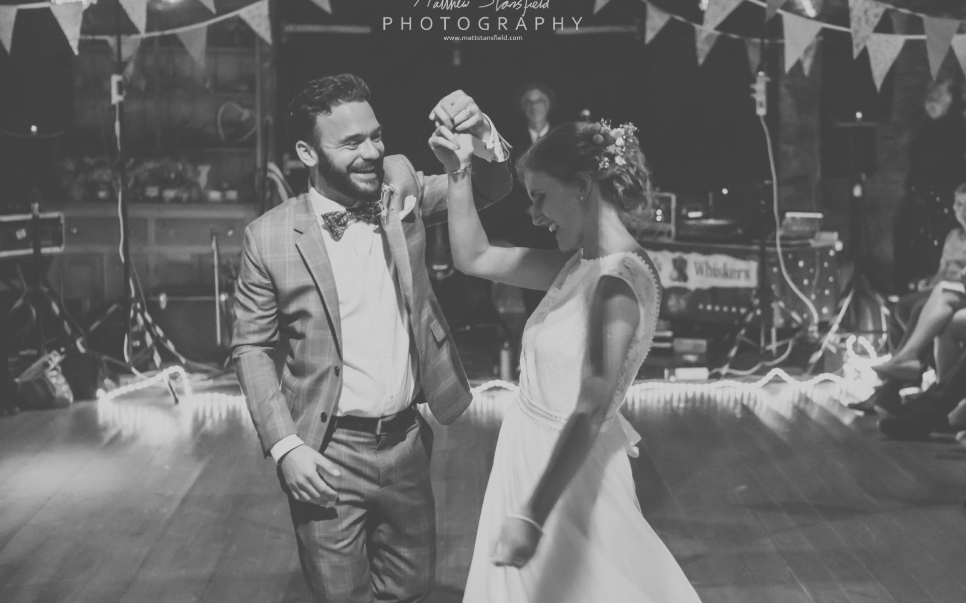 Devon Wedding Photography - Hollie & Matt - New Barton Barns