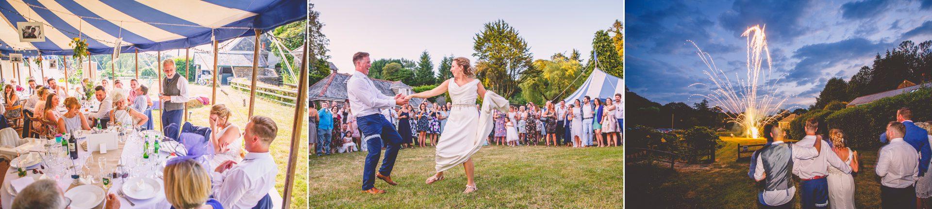 Felicity & Nathan - Tavistock Wedding - Cornwall Wedding Photography