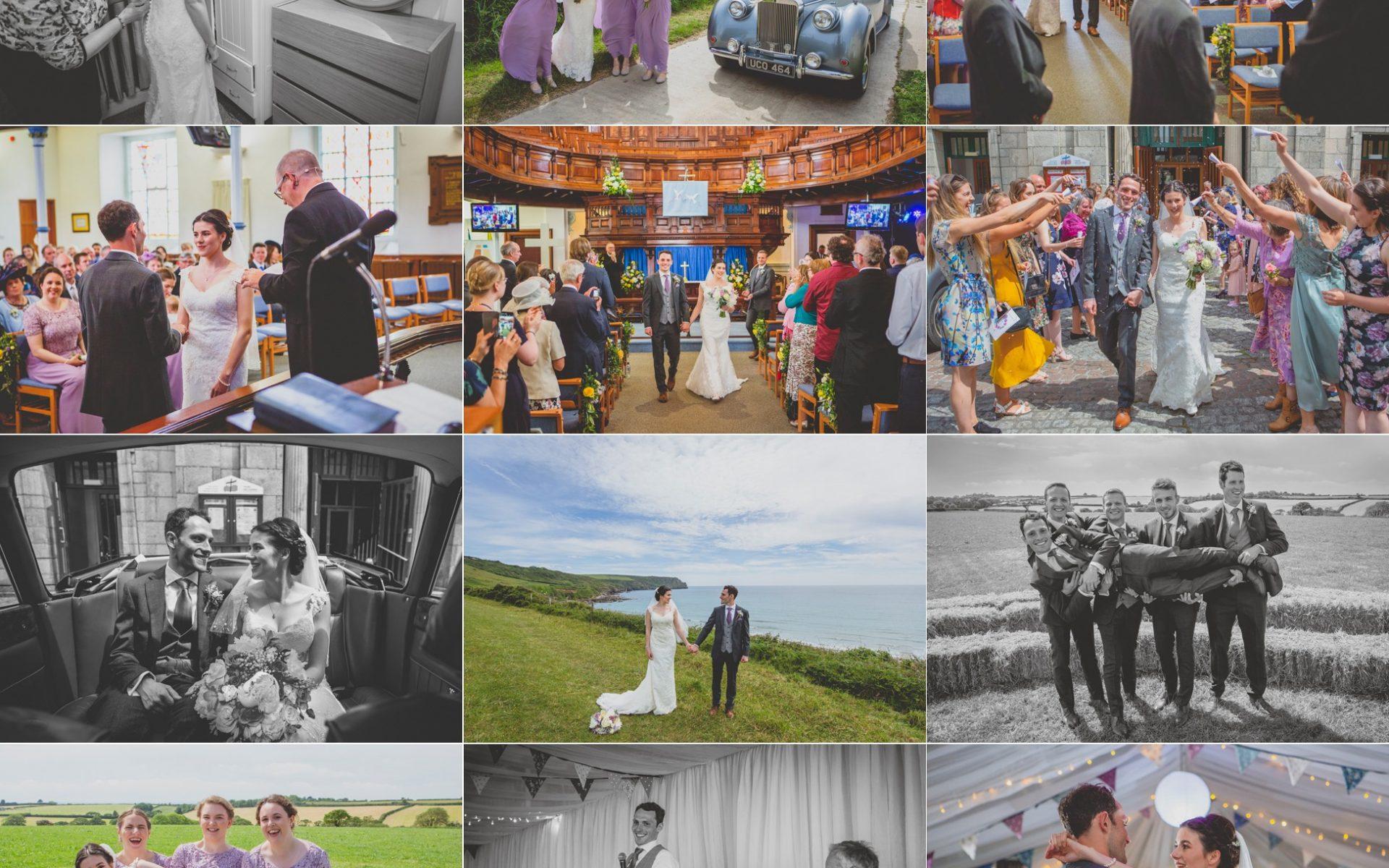 Hannah & Luke - A Cornwall Wedding